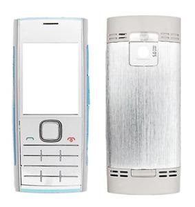 Frontale/Custodia / Cover (Grigio) + Tastiera ~ Nokia X2