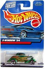 2000 Hot Wheels #132 3-Window '34