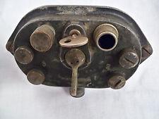 Seltenes Bosch Zündschloss 1920-1930 Jahre Mercedes Benz Horch Wanderer Adler