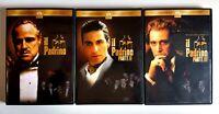 IL PADRINO 1-2-3 - SERIE COMPLETA (4 DVD)