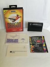 Sega® Master System™ Dragon The Bruce Lee Story