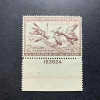 WTDstamps - #RW20 1953 - US Federal Duck Stamp - Mint H