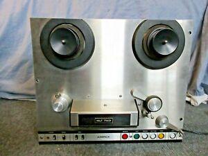 Ampex AG-440 Reel To Reel Tape Recorder