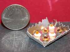 Dollhouse Miniature Halloween Cupcakes D 1:12 inch scale H108 Dollys Gallery