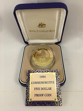 1994 $5 Proof coin 100 Years of the Enfranchisement of Women in SA
