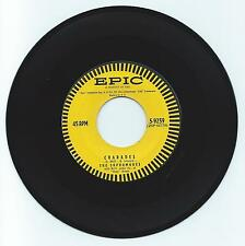 DOO WOP 45 THE SOPHOMORES CHARADES ON EPIC VG+ ORIGINAL