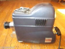 Vintage Labelle Automatic Slide Projector With Case Lid Model 55 Works Great