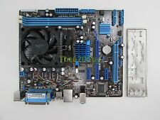 Asus M5A78L-M LX REV 1.00 Motherboard + AMD Phenom II X4 840 3.2GHz CPU + HSF IO