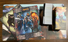 Magic The Gathering Lot (560 Cards, Binders, Worldwake Box)Mostly Rare/Mythics!!