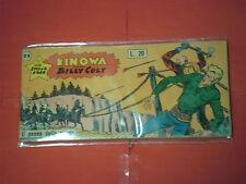 KINOWA STRISCIA DARDO III°-3 °SERIE N° 21 -L 1-BILLY COLT-ALBI STELLA D'ORO 1959