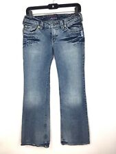 Silver Jeans Womens Size 28 Blue Tia Fit Jeans