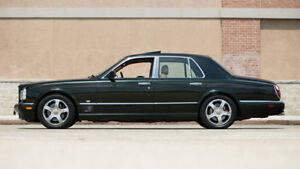 2001 BENTLEY ARNAGE RED LABEL - FRONT ROAD SPRING - PD61510PA