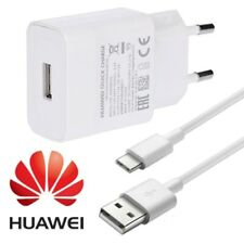 HUAWEI CARICABATTERIE QUICK CHARGE ORIGINALE CON CAVO TYPE C FAST HW-090200EHO