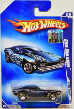 HOT WHEELS 2009 REBEL RIDES DIXIE CHALLENGER #09/10 MIB FACTORY SEALED