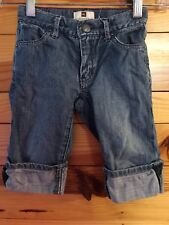 Tea Collection Capri Jeans Cuffed Girls Size 3