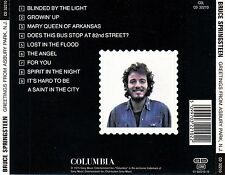 - Bruce Springsteen: Greetings from Asbury Park N.J./CD (Columbia col CD 32210)