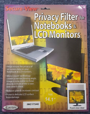 """Blackout LCD Privacy Screen Filter 14"""""""