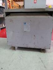 GE Voltage Stabilizer 10 KVA Transformer Pri 175-235/190-260/380-520 Sec 120/240