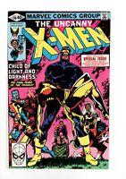 Uncanny X-Men #136, FN/VF 7.0, Dark Phoenix Saga, Wolverine, Storm