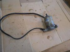 YAMAHA BIG BEAR 350 YFM350 1992 92 electric starter cable starting motor