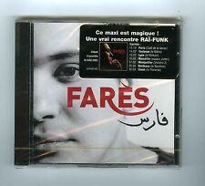 CD MAXI 4 TITRES (NEW) FARES ZINE EL GHALI