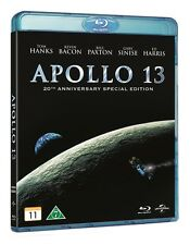 Apollo 13 20th Anniversary Blu Ray