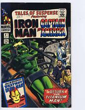 Tales of Suspense #81 Marvel 1966