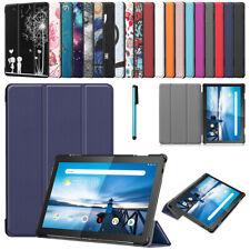 """Для 10.1"""" умный Lenovo Tab M10 TB-X605F планшет, на защелке, дерматиновый чехол-подставка"""