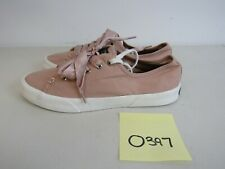 Sperry Top-Sider STS83390 Pink Casual Canvas Deck Boat Shoes Women's 8M  O397