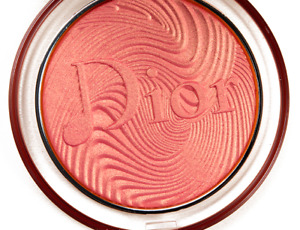 Authentic New Dior Spring Diorskin Nude Luminizer Coral Vibes 002 Highlighter