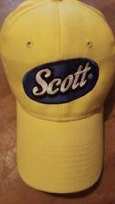 Scott Cap Hat Yellow