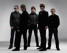 Beady Eye Liam Gallagher Group Shot 10x8 Photo