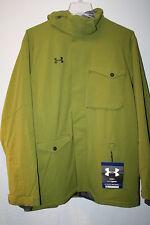 NWT Men's Under Armour Issac Softshell - XL - green - $225