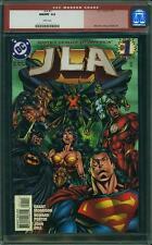 JLA Justice League of America #1 CGC 9.8 DC 1997 WP Superman! Batman! 209 B5 cm