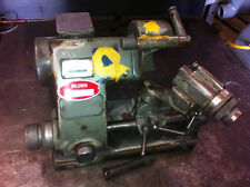 DECKEL SO SINGLE LIP TOOL AND CUTTER GRINDER END MILL SHARPENER & 2 COLLETS