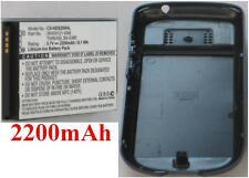 Coque + Batterie 2200mAh type 35H00121-05M BA S380 TWIN160 Pour Sprint Hero 200