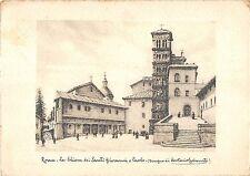 BR54231 Roma Le bikesa dei santi Giovanni e caolo italy 1 2