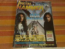Metal Hammer(Iron Maiden,Sepultura,Kreator,Gathering,Death-Schuldiner,Impaled