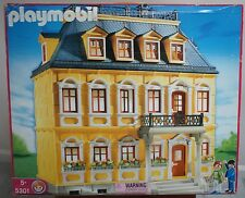 Playmobil 5301 Victorian Mansion House - Brand New Sealed - hard to find -doll