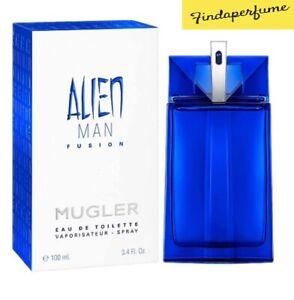 Thierry Mugler Alien Man 100ml Men Eau de Toilette Spray for him