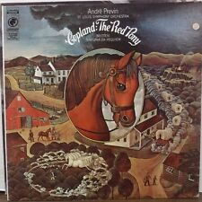 Coplin the Red Pony Andre Previn St. Louis Symphony Orchestra  112516LLE  #2