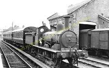 Saxmundham Railway Station Photo. Wickham Market to Darsham and Aldeburgh. (5)