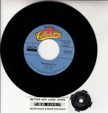 B.B. King 45 RPM Vinyl Records Blues