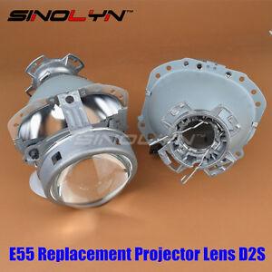E55 3.0 Bi-Xenon HID D2S Projector Lens Replacement For A6 C5 A6L W209 W219 E65