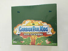 2015 TOPPS GARBAGE PAIL KIDS BOX 24 packs!