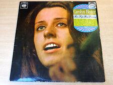 EX- !! Carolyn Hester/This Life I'm Living/1966 CBS Realm LP