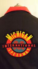 Vtg 70's Michigan International Speedway Jacket sz Med Nascar Racing