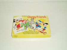 "Vintage ""Disney Friends"" card games by Waddingtons.1975."
