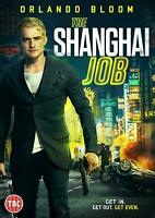 The Shanghai Job [DVD] - Orlando Bloom - Brand New and Sealed Action Crime Movie