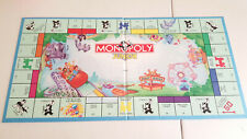 Monopoly Junior Replacement Game Board Only EUC Hasbro 1999